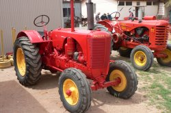 courtesy of the Roseworthy Agricultural museum - Massey Harris