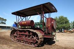 Holt 45: Photos courtesy of the Roseworthy Agricultural museum  - Roseworthy Agricultural Museum