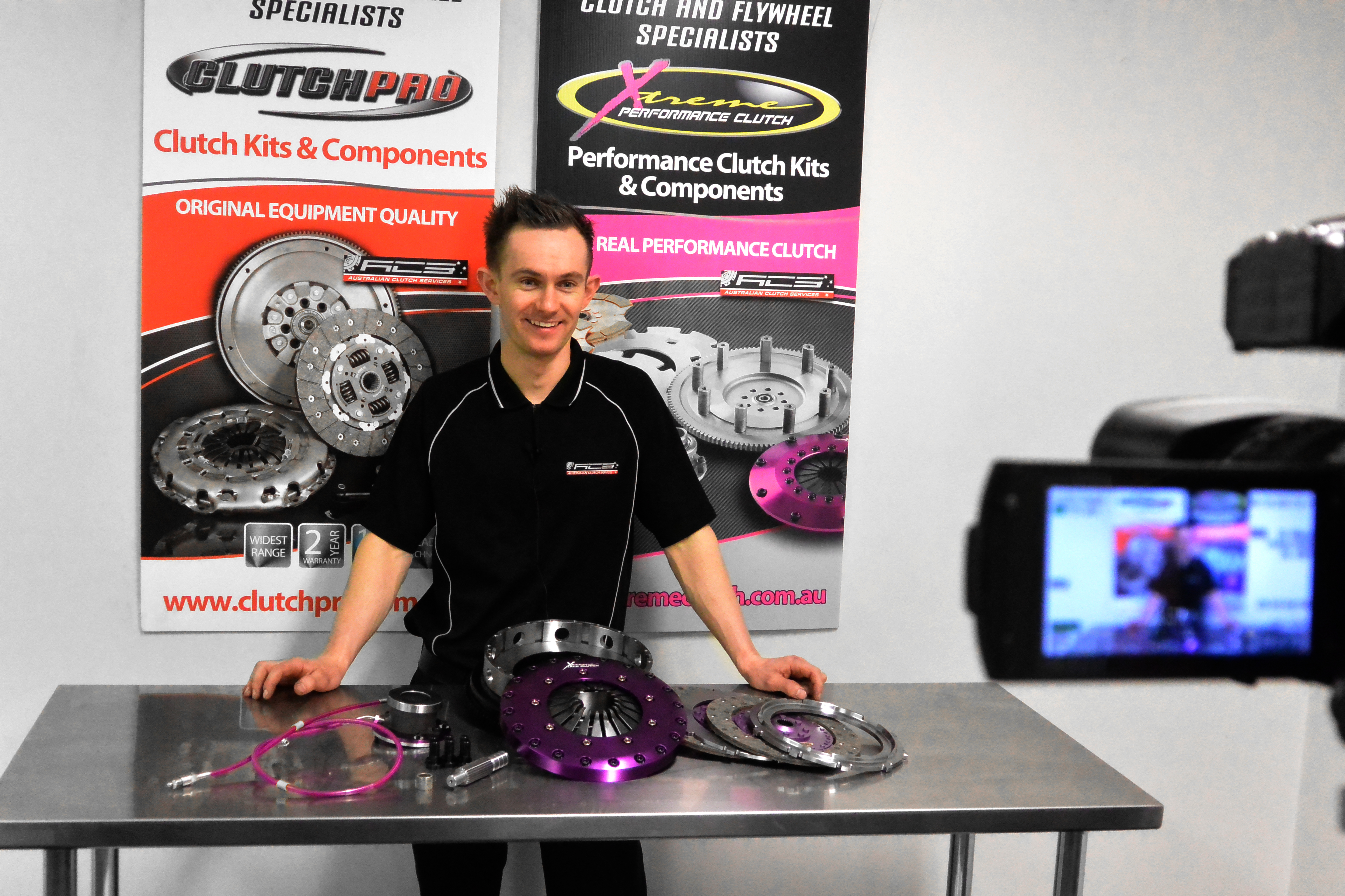 AAA Expo: Australian Clutch Services introduce ClutchTech