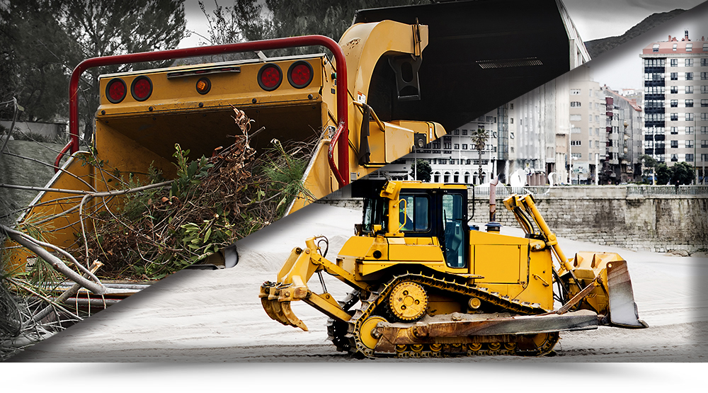 From woodchippers to heavy duty industrial machinery, AG Clutch has the largest range of Industrial